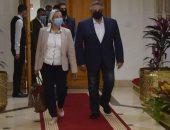 وزيرة البيئة تلتقى محافظ البحر الأحمر لمتابعة خطة الإدارة البيئية بالمحافظة