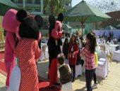 احتفالية لأسر شهداء الشرطة بمديرية أمن القاهرة بمناسبة عيد الشرطة الــ69