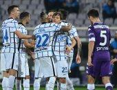 ملخص وأهداف مباراة فيورنتينا ضد إنتر ميلان فى الدوري الإيطالي