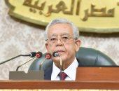 """رئيس مجلس النواب للأعضاء :اقرؤوا قواعد مناقشة القوانين على """"التابلت """""""