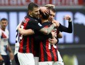 ميلان يستضيف النجم الأحمر فى الدوري الأوروبي بصراع التأهل لدور الـ16