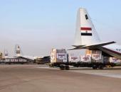 مصر ترسل مساعدات طبية وغذائية للسودان بتوجيهات من الرئيس السيسي