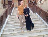 وزارة السياحة والآثار تدعو اثنين مدونين من دولة التشيك لزيارة مصر.. صور