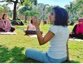 رانيا تحدت السرطان بالأكل الصحى واليوجا واكتشفت حلاوة الدنيا فى 7 أشهر