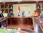 محافظ بنى سويف يعلن إنشاء مدينة متكاملة على 2124 فدان واستثمار الجزر النيلية