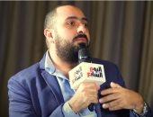 """مرقس عادل لـ تليفزيون اليوم السابع: فيلم """"فى عز الضهر"""" ينتمى لنوعية الأكشن"""