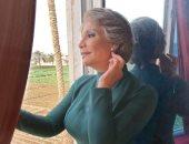 """سوسن بدر فى 6 أكتوبر من أجل تصوير مشاهد """"السيدة زينب"""".. اليوم"""