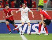 ليفاندوفيسكي أفضل لاعب في مباراة الأهلي ضد بايرن ميونيخ بمونديال الأندية