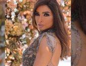 """روجينا تحتفل بعيد ميلاد نجل السيناريست أيمن سلامة فى كواليس """"بنت السلطان"""""""