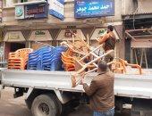 تحرير 102 مخالفة عدم ارتداء الكمامات خلال حملات تفتيشية بالبحيرة