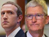 """""""الخصوصية"""".. كلمة السر فى صراع أبل و فيس بوك الأخير.. العملاقان يتنازعان على تحديثات الشفافية الأخيرة.. أبل تؤمن أن الخصوصية """"حق من حقوق الإنسان"""".. وجعل جوجل محرك البحث الافتراضى على Safari يتعارض مع ادعاءاتها"""
