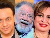2021 عام عودة كبار نجوم الدراما التليفزيونية منهم الفخرانى وإلهام شاهين