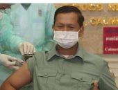 كمبوديا تبدأ حملة التطعيم باللقاح الصينى ضد فيروس كورونا
