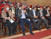 """""""مستقبل وطن"""": محافظ بورسعيد يوجه إدارة التخطيط بالمشاركة مع النواب"""