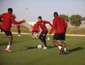 لاعبو الأهلى يصلون لاستاد المدينة التعليمية لمواجهة بالميراس