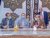 محافظ كفر الشيخ يُسلم 18 وحدة سكنية بقلين ضمن الإسكان الاجتماعى .. صور