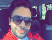 أحمد جمال يدعم الأهلى فى ختام مونديال الأندية ويروج لحفله بعيد الحب