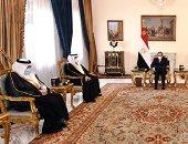 الرئيس السيسى يؤكد الخصوصية الاستراتيجية للعلاقات المصرية - السعودية