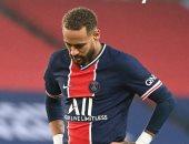نيمار يعود لتدريبات باريس سان جيرمان بعد تعافيه من الإصابة