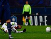 نيمار يغيب عن باريس سان جيرمان أمام برشلونة بدورى الأبطال للإصابة