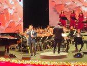 """أحمد جمال: أشعر بالفخر للغناء للمرة الثانية على مسرح دار الأوبرا """"صور"""""""