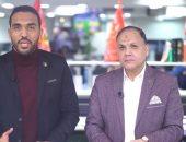 عادل عقل لتليفزيون اليوم السابع: العقوبات الانضباطية تحرم حكم الأهلى وبالميراس من التميز