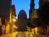 شارع المعز متحف مفتوح للآثار الإسلامية .. معالم ساحرة فى الليل (صور)