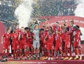 احتفالات نجوم بايرن ميونخ بلقب كأس العالم للأندية .. صور