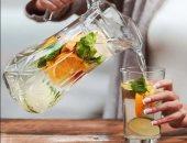 رجيم الديتوكس لإزالة السموم من الجسم وفقدان الوزن.. 5 مشروبات اختار منها
