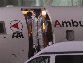 توماس مولر يصل ميونخ على متن طائرة خاصة بمفرده.. صور