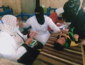 252 ألف طفل بمحافظة أسوان يستعدون لحملة التطعيم ضد شلل الأطفال.. غدا