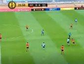 مجموعة الزمالك.. التعادل 1-1 يحسم الشوط الأول بمباراة تونجيث السنغالي والترجى