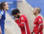 محمد صلاح يعزز صدارته لترتيب هدافي الدوري الإنجليزي رغم ثلاثية الثعالب