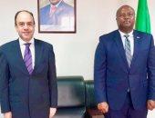 وزير الخارجية البوروندى يبحث مع  سفير مصر سبل تعزيز العلاقات الثنائية
