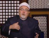 خالد الجندى: عمرو أديب مقاتل مصرى أصيل شمت فيه أعداء الوطن