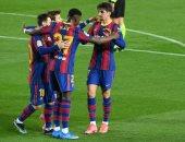 موعد مباراة برشلونة ضد إلتشي فى الدوري الإسباني والقناة الناقلة