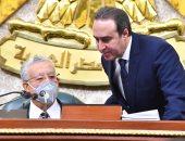 رئيس النواب: مبنى المجلس بالعاصمة الإدارية إعجاز.. والسيسي راعى التنمية