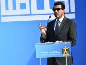 وزير الرياضة: تواصلنا مع الخارجية لتسهيل إجراءات بعثة الزمالك فى السنغال