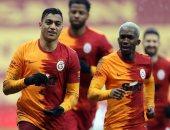 مصطفى محمد يقود تشكيل جالاتا سراى ضد إيرزوروم سبور فى الدوري التركي