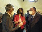 وزيرة الهجرة: مشروع إحياء الحرف التراثية يؤكد نجاح الدولة فى جذب الاستثمار
