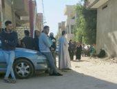 نقل جثتين لرجل وزوجته بقرية سرابيوم إلى مشرحة مستشفى القصاصين بالإسماعيلية