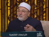 """خالد الجندى: """"مليش فتاوى تحرض على الإرهاب والدم والخروج فى مظاهرات"""""""