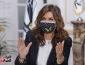 """وزيرة الهجرة تعلن آليات مشاركة المصريات بالخارج فى مبادرة """"مصرية بـ100 راجل"""""""