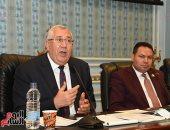 وزير الزراعة يستقبل وفد سعودى لمتابعة حركة الصادرات الزراعية المصرية للمملكة