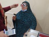 افتتاح عيادة عيون بأحدث الأجهزة الطبية في مستشفى الكردى بالدقهلية.. صور