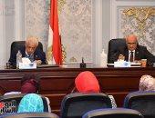 لجنة التعليم بمجلس النواب تناقش خطة الوزارة بشأن المدارس الخاصة