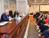 """طارق شوقى: البعض يريد """"تجريس"""" الوزارة عبر فيس بوك.. ودول تريد نقل تجربتنا"""