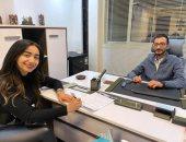 """انضمام """"يارا نور الدين"""" لأسرة فيلم """"آل هارون"""" رسميا"""