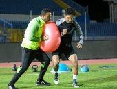 محمد إبراهيم يخضع لاختبار طبى غدا لتحديد مشاركته مع سيراميكا أمام الاتحاد