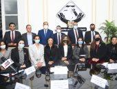 """وزيرة الهجرة بعد إطلاق مبادرة """"مصرية بـ100 رجل"""": المجتمع المدنى شريك فى نجاحاتنا"""